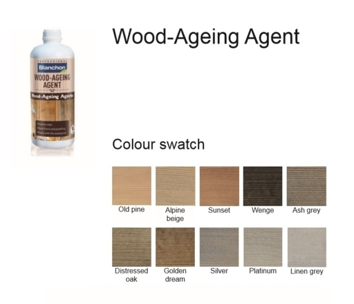 Blanchon Wood-Ageing Agent Ash Grey, 1L Image 2