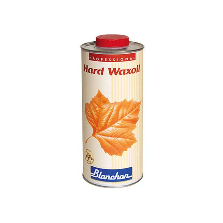 Blanchon Hardwax-Oil, Natural, 1 L Image 1