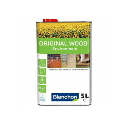 Blanchon Original Wood Oil Environment, Rough Timber, 5 L Image 1