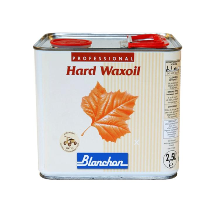Blanchon Hardwax-Oil, Walnut, 2.5 L Image 1