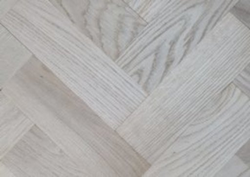 Tradition Classics Solid Oak Parquet Flooring Blocks, Unfinished, Prime, 22x70x230 mm Image 1