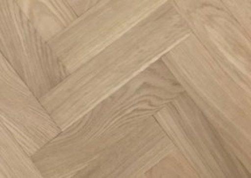 Tradition Classics Solid Oak Parquet Flooring Blocks, Unfinished, Prime, 22x70x280 mm Image 1