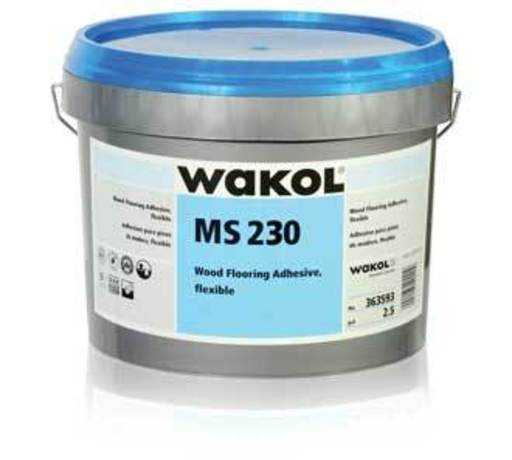 Wakol MS230 Wood Flooring Adhesive, 18 kg Image 1