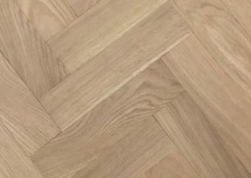 Tradition Classics Solid Oak Parquet Flooring Blocks, Unfinished, Rustic, 22x70x500 mm Image 1