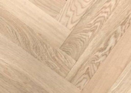 Tradition Classics Solid Oak Parquet Flooring Blocks, Unfinished, Prime, 22x70x500 mm Image 1