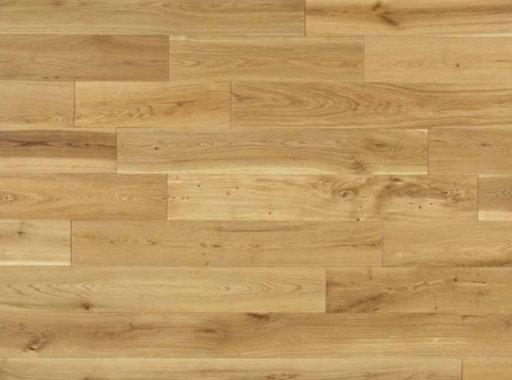 Elka Solid Oak Wood Flooring, Rustic, Brushed, Oiled, 130x18 mm Image 1