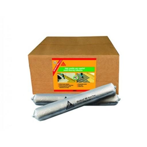 SikaBond MS Wood Floor Gun Grade Adhesive, 600 ml Image 1