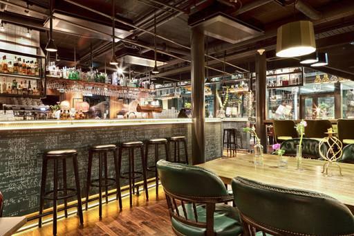 Junckers Solid Black Oak 2-Strip Flooring, Untreated, Harmony, 129x22 mm Image 3