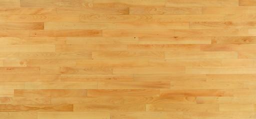 Junckers Beech Solid  2-Strip Wood Flooring, Ultra Matt Lacquered, Classic, 129x14 mm Image 2