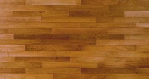 Junckers Beech SylvaKet Solid 2-Strip Flooring, Ultra Matt Lacquered, Classic, 129x22 mm Image 2