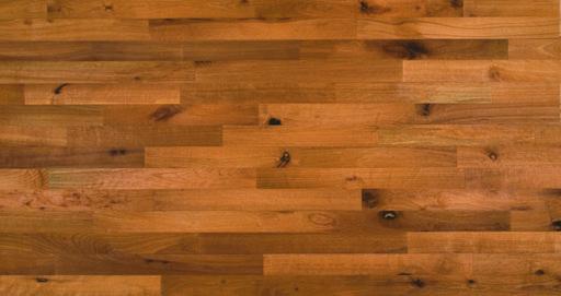 Junckers Beech SylvaKet Solid 2-Strip Flooring, Silk Matt Lacqured, Variation, 129x22 mm Image 2