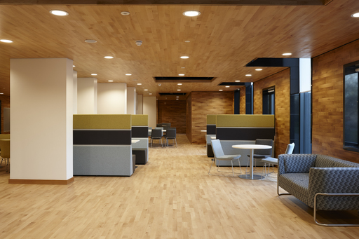 Junckers Beech SylvaKet Solid 2-Strip Flooring, Ultra Matt Lacquered, Variation, 129x22 mm Image 2