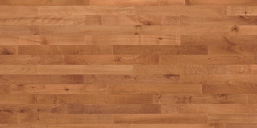 Junckers Beech SylvaRed Solid 2-Strip Wood Flooring, Ultra Matt Lacquered, Harmony, 129x22 mm Image 2