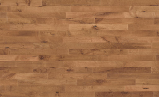Junckers Beech SylvaRed Solid 2-Strip Wood Flooring, Oiled, Variation, 129x14 mm Image 3