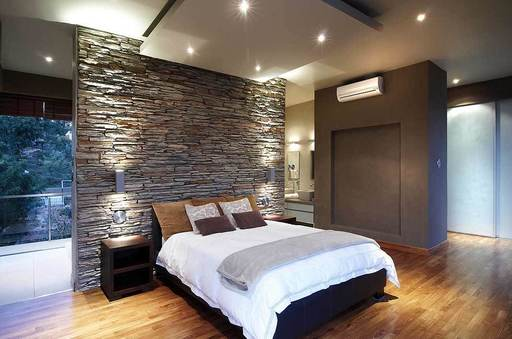 Junckers Beech SylvaRed Solid 2-Strip Wood Flooring, Silk Matt Lacquered, Variation, 129x14 mm Image 1
