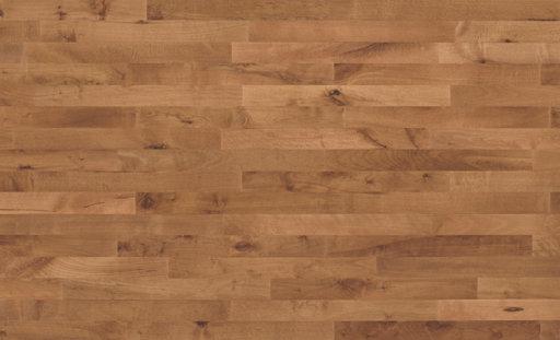 Junckers Beech SylvaRed Solid 2-Strip Wood Flooring, Silk Matt Lacquered, Variation, 129x14 mm Image 4