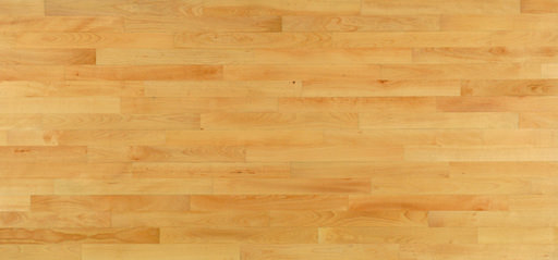 Junckers Beech Solid 2-Strip Wood Flooring, Silk Matt Lacquered, Classic, 129x14 mm Image 2