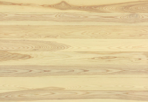 Junckers Dark Ash Solid Wood Flooring, Oiled, Classic, 140x20.5 mm Image 2