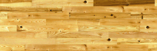 Junckers Light Ash Solid 2-Strip Wood Flooring, Untreated, Harmony, 129x14 mm Image 4