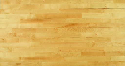 Junckers Maple 2-Strip Solid Wood Flooring, Silk Matt Lacquered, Classic, 129x22 mm Image 3