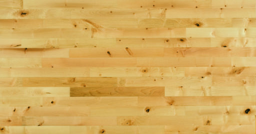 Junckers Maple 2-Strip Solid Wood Flooring, Untreated, Variation, 129x22 mm Image 3