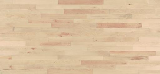 Junckers Nordic Beech Solid 2-Strip Wood Flooring, Ultra Matt Lacquered, Classic, 129x22 mm Image 1