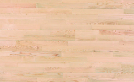Junckers Nordic Light Ash 2-Strip Solid Wood Flooring, Ultra Matt Lacquered, Classic, 129x14 mm Image 3