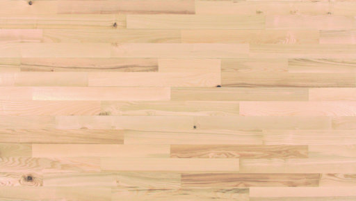 Junckers Nordic Light Ash 2-Strip Solid Wood Flooring, Ultra Matt Lacquered, Harmony, 129x22 mm Image 3