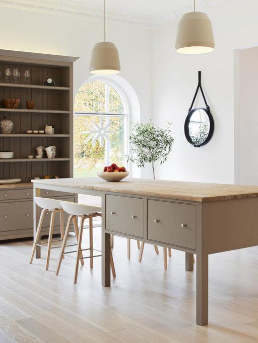 Junckers Nordic Light Ash Solid Wood Flooring, Ultra Matt Lacquered, Classic, 140x20.5 mm Image 1