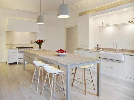 Junckers Nordic Light Ash Solid Wood Flooring, Ultra Matt Lacquered, Classic, 140x20.5 mm Image 2