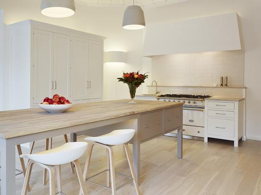 Junckers Nordic Light Ash Solid Wood Flooring, Ultra Matt Lacquered, Classic, 140x20.5 mm Image 3