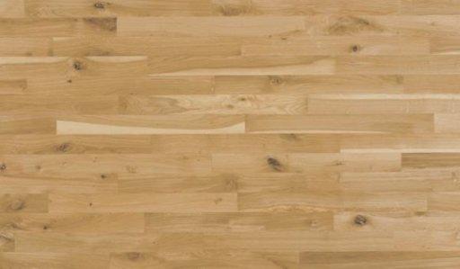 Junckers Nordic Oak Solid Wood Flooring, Ultra Matt Lacquered, Variation, 1-Strip, 140x20.5 mm Image 1