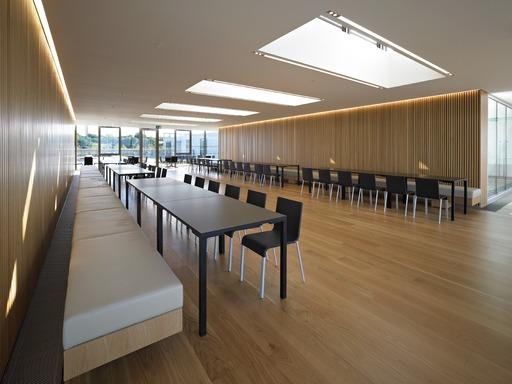 Junckers Solid Oak Boulevard Wood Flooring, Harmony, Oiled, 185x20.5 mm Image 1