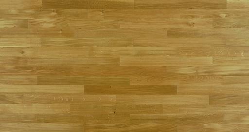 Junckers Solid Oak 2-Strip Flooring, Oiled, Classic, 129x22 mm Image 1