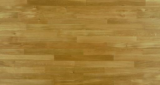 Junckers Solid Oak 2-Strip Flooring, Untreated, Classic, 129x14 mm Image 3