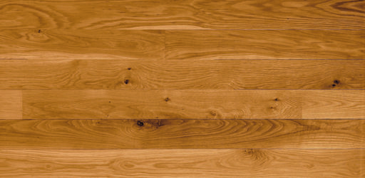 Junckers Solid Oak Flooring, Silk Matt Lacquered, Harmony, 140x20.5 mm Image 4