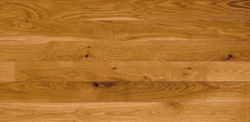Junckers Solid Oak Flooring, Oiled, Untreated, Harmony, 140x20.5 mm Image 4