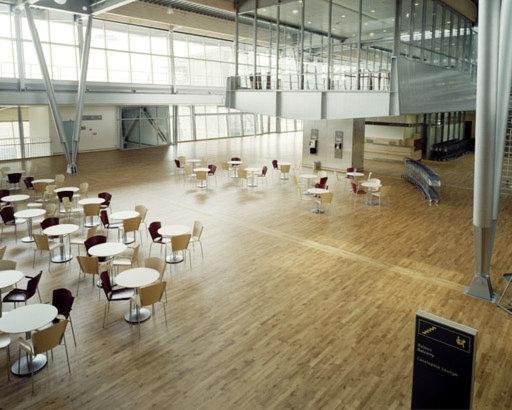 Junckers Solid Oak 2-Strip Flooring, Oiled, Variation, 129x14 mm Image 2