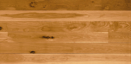 Junckers Solid Oak Wood Flooring, Untreated, Variation, 140x20.5 mm Image 4
