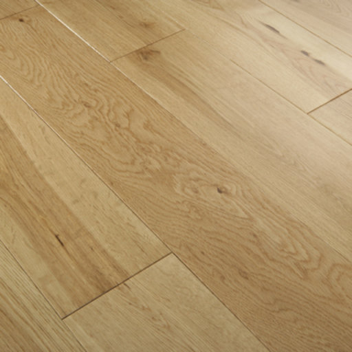 Tradition Engineered Oak Flooring Rustic, Lacquered, 190x6x20 mm Image 1