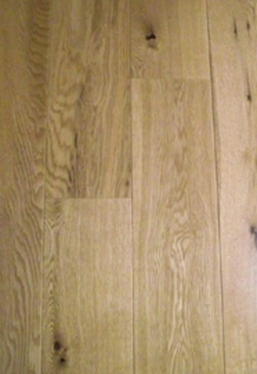 Tradition Solid Oak Flooring, Rustic, Lacquered, 150x18 mm Image 1