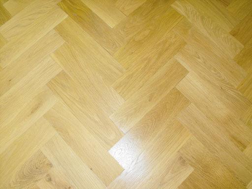 Oak Parquet Flooring Blocks, Prime, 70x280x20 mm Image 2