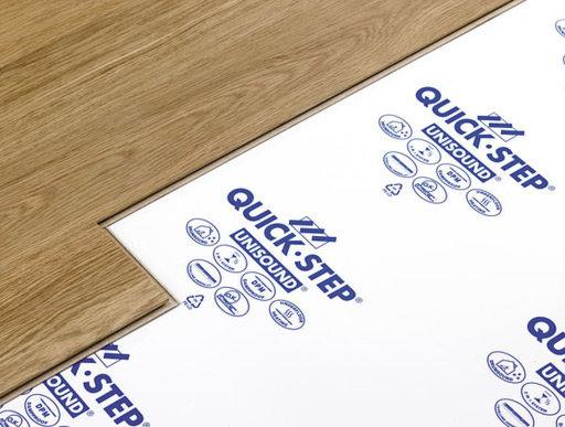 QuickStep Unisound Combi Floor Underlay, 2 mm, 15 sqm Image 1