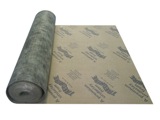 Tredaire Technics 5 Flooring Underlay, 5 mm, 15 sqm Image 1