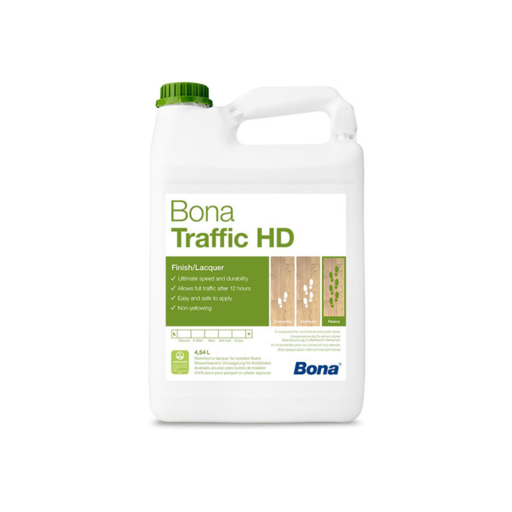 Bona Traffic HD SilkMatt Varnish 5L Image 1