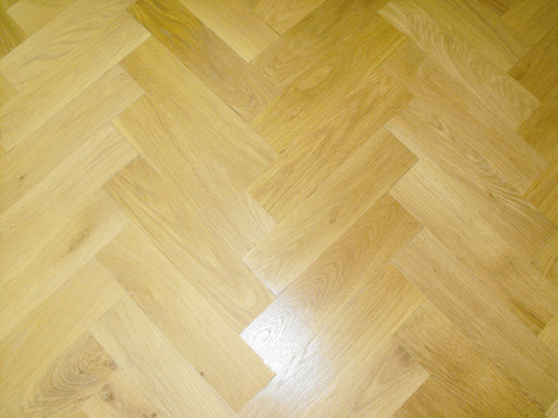 Oak Parquet Flooring Blocks, Natural, 70x280x20 mm Image 1