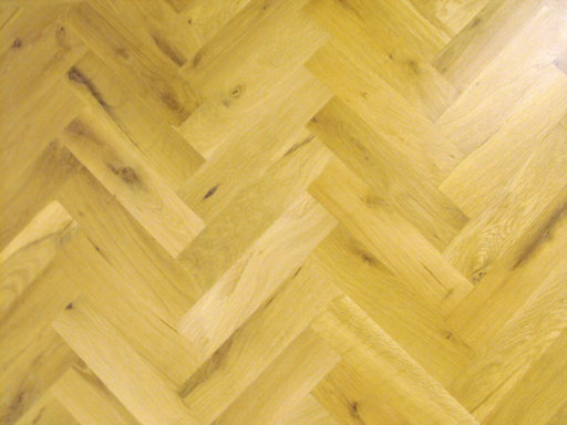 Oak Parquet Flooring Blocks, Rustic, 70x280x20 mm Image 1