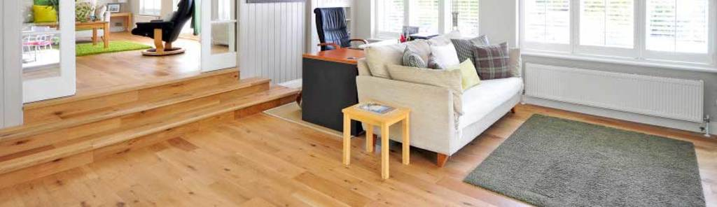 Oak engineered wood flooring – installation