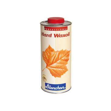 Blanchon Hardwax-Oil, Ultra Matt, 1 L