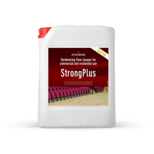 Junckers StrongPlus Varnish, Ultra-Matt, 5 L